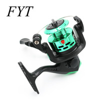 Fishing-Reel Wood-Handle Small Pesca Spinning for Feeder Reels CK200 3bb-Series New-Product