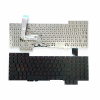 NEW Replace FOR ASUS G751 G751JY G751JT G751JM Laptop Built In Keyboard