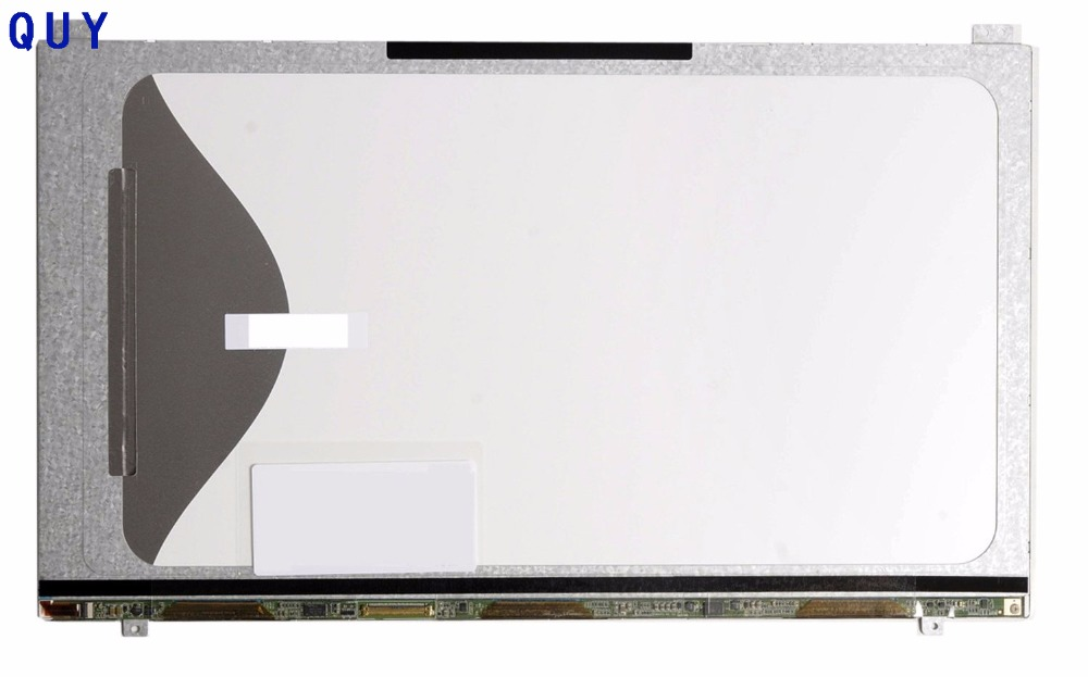 QUY Laptop LCD Screen LED Panel Display 15 6 inch Replacement repair part LTN156AT19 001