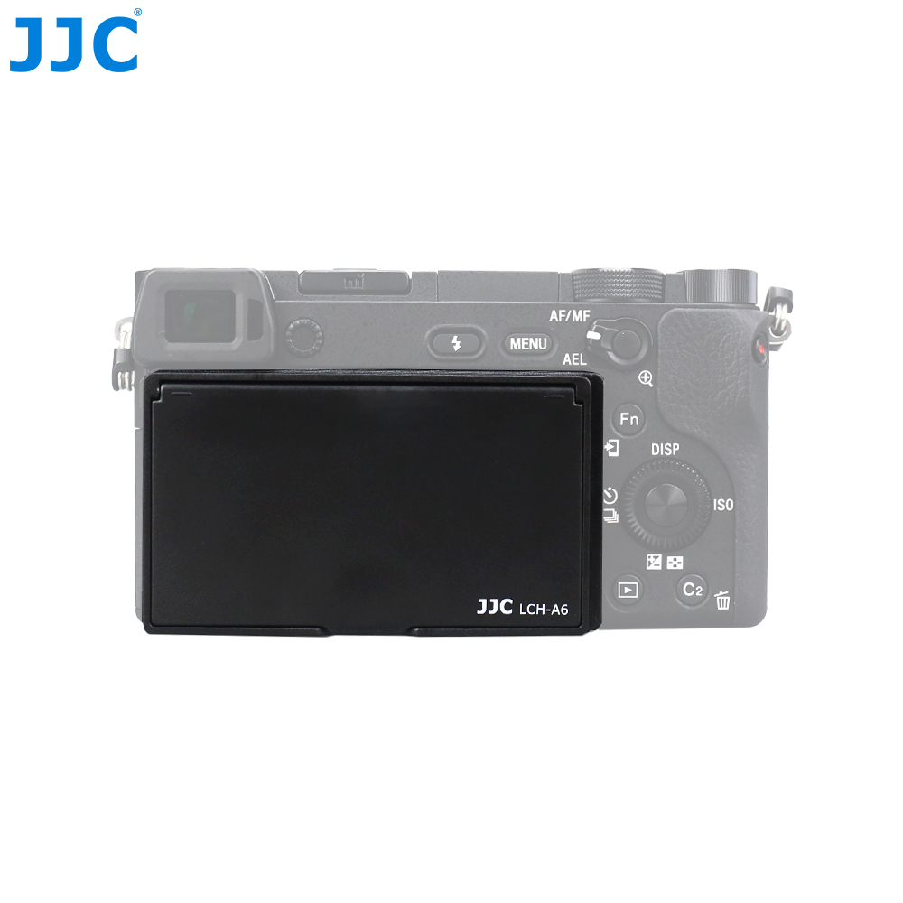 JJC LCH-A6 LCD Pop-up Hood Protector Case Screen Cover Shade for Sony A6300 A6000 ILCE-6300 ILCE-6000 a6300 a6000 Cameras