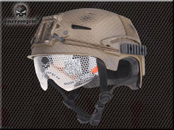 EMERSON gear goggles military sports safety helmet EXF BUMP Type Pararescue helmet Seals Edition/HLD/DD/MC/AT