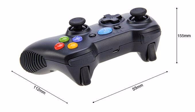 Tronsmart Mars G01 2.4GHz Wireless Gamepad for PlayStation 3 PS3 Game Controller Joystick for Android TV Box Windows (18)-1