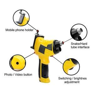 Image 5 - Antscope תעשייתי אנדוסקופ 1080P HD פיקוח מצלמה עבור תיקון אוטומטי כלים נחש קשה כף יד 4.3 אינץ LCD Wifi Borescope
