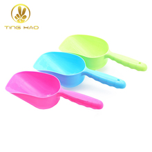 1Pc Useful Pet Dog Puppy Cat Bird Ferret Rabbit Food Feeder Scoop Shovel Spade Dishes Tool