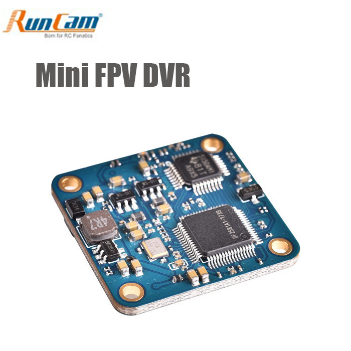RunCam Mini FPV DVR Lossless video output DC 3.3 5.5V for VTX for Mini FPV RC Racing Drone Quadcopter Parts|Parts & Accessories|   - AliExpress