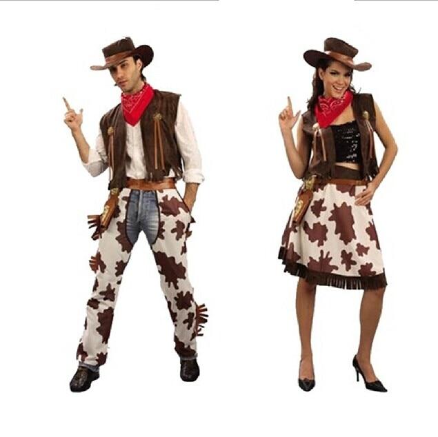 De halloween traje adultos de disfraces cosplay para for Disfraces parejas adultos