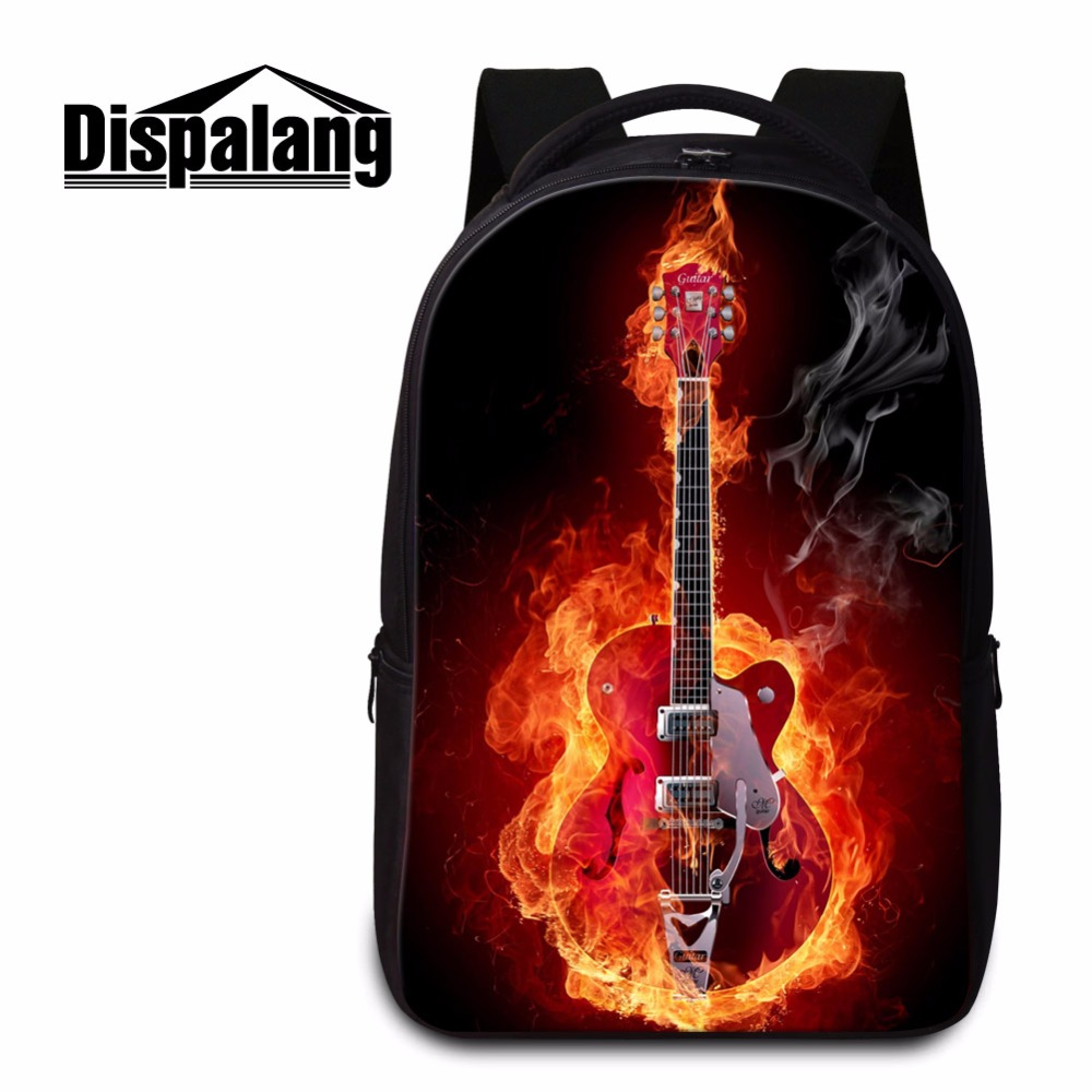 c53a59b352b2 Dispalang music book bags for college students branded backpack at lowest  price laptop bags for teens cool schoolbag for child