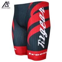 Men PRO Swim Jammers New Short Swimwear Swimming Trunks Surfing Sports Suit Sport Swimming Racing Swimsuit Board Shorts