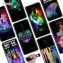 muse band Black Soft Case for Oneplus 7 Pro 7 6T 6 Silicone TPU Phone Cases Cover Coque Shell