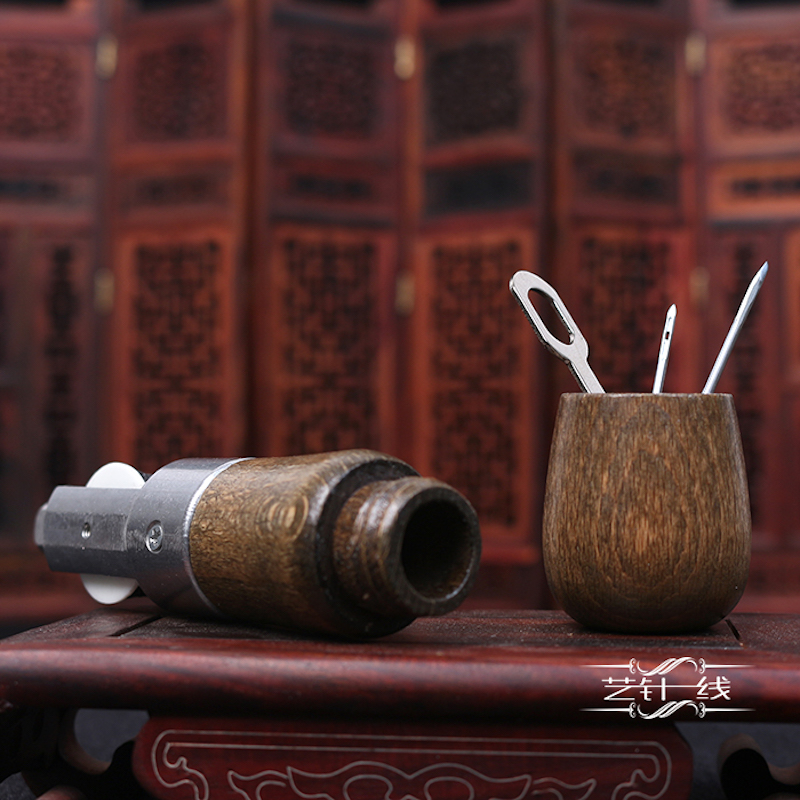 Handmade leather hand stitching machine DIY hand stitched cowskin leather Cowhide Leather tool diamond cut leather stitching in Sewing Tools Accessory from Home Garden