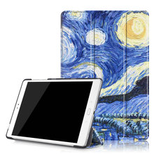 Magnetic Stand pu leather Case for asus zenpad 3S 10 Z500M Z500 2016 9.7″ tablet cover cases + Screen Protectors