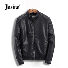 men casual motorcycle black avirex leather jacket Pilot baseball Jackets coat windbreaker men ma1 bomber biker spring jackets