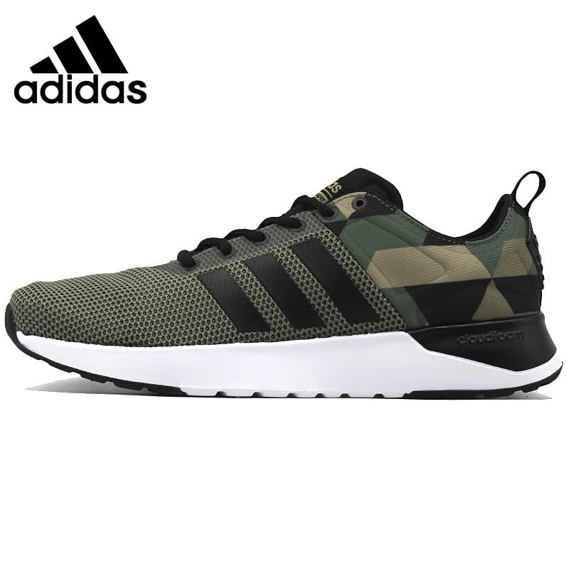 Nova Chegada Original Adidas NEO Label SUPER RACER Skate Sapatos Sapatilhas dos homens