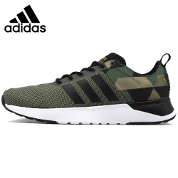 Original New Arrival 2017 Adidas NEO Label SUPER RACER Men's Skateboarding Shoes Sneakers
