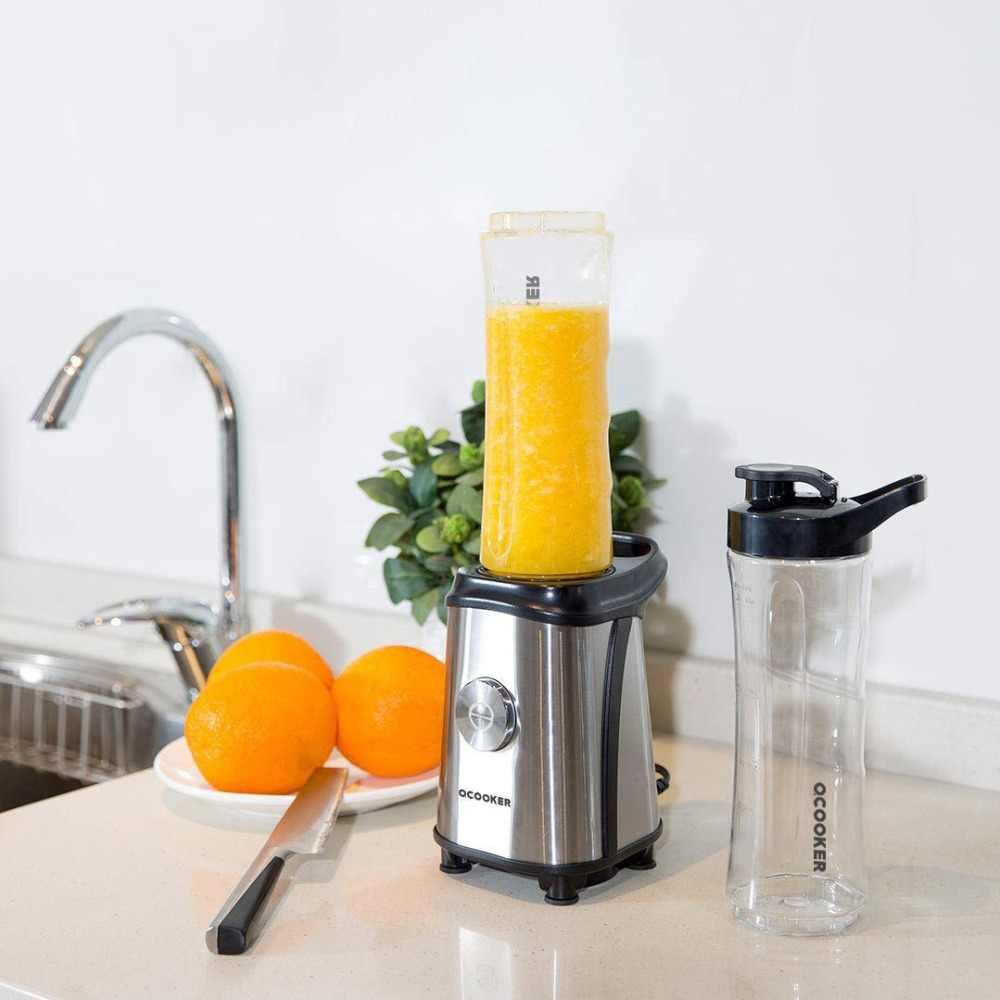 XIAOMI MIJIA QCOOKER CD-BL01 Xícara de Legumes Frutas liquidificadores Juicer Máquina de Cozinhar Elétrico Portátil misturador de Cozinha processador de alimentos