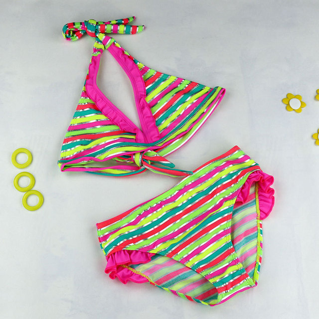Navy Girl Bikini