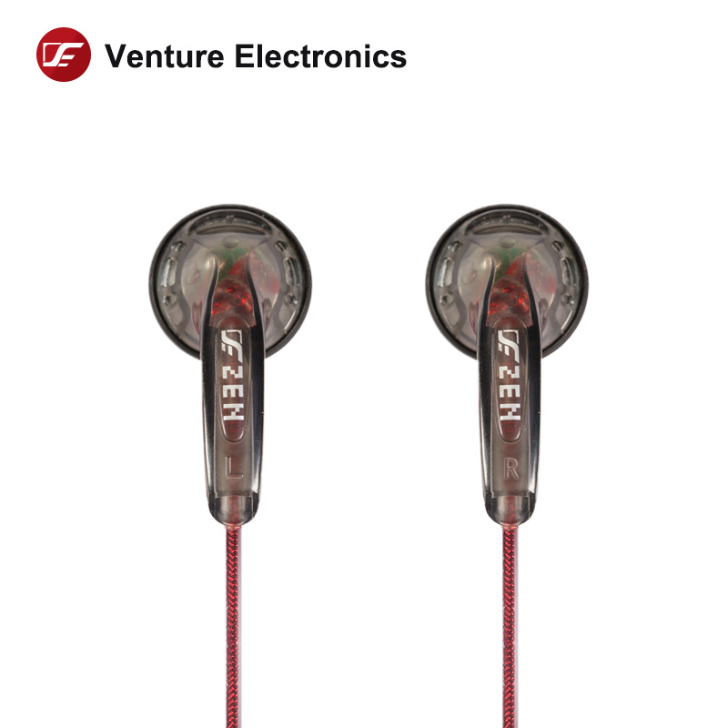 Venture Electronics VE ZEN Earphone impedans tinggi 320 ohms Hifi Earbud