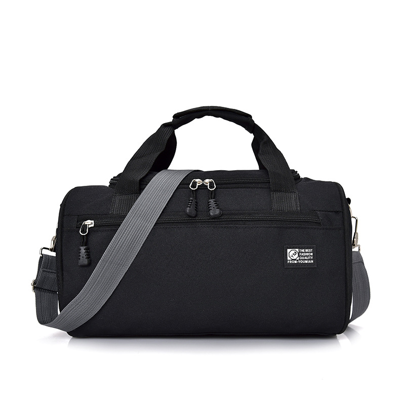 Sports Bags For Gym Women Men Gym Fitness Bag Waterproof Cylinder One Shoulder Outdoor Sport bag Swimming Travel Package Handbag top quality nylon outdoor male sport bag new women gym shoulder bag traveling storage handbag for men fitness sports bag