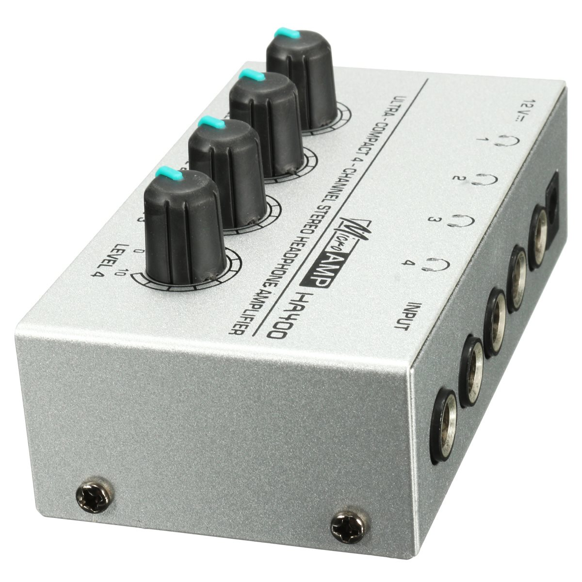 Ultrakompakte 4 Kanäle Mini Audio Verstärker Stereo Kopfhörer ...