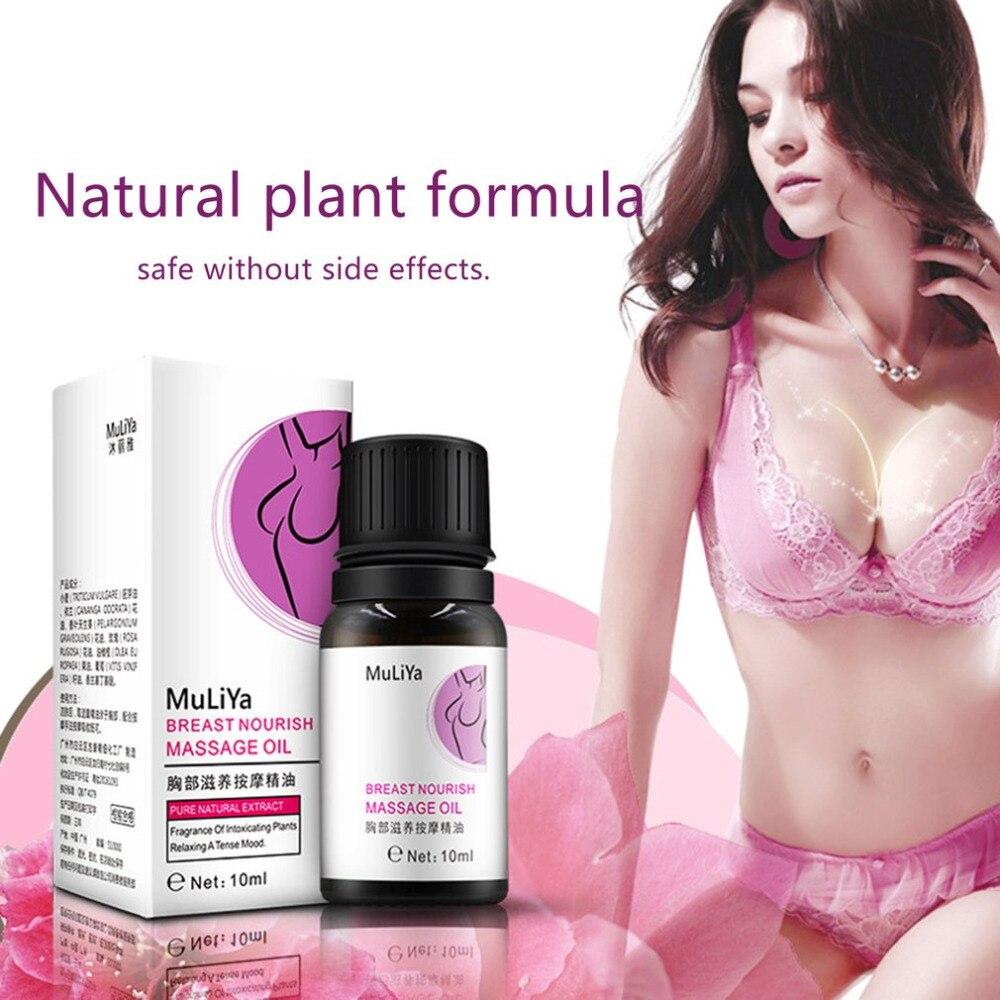 Breast Enhancement Essential Oils10ml Breast Enlarge Tightness Nourish Rapid Smoothing Breast Massage Natural Essential Oil