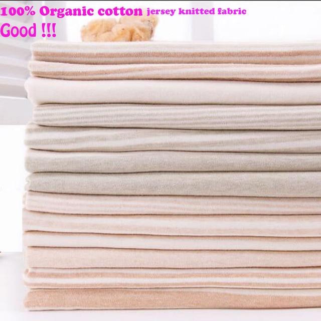 d84c4a2446 160 * 50cm2pc Nuovo di Buona Tessuto A Maglia di Cotone 100% Tessuto di  Cotone