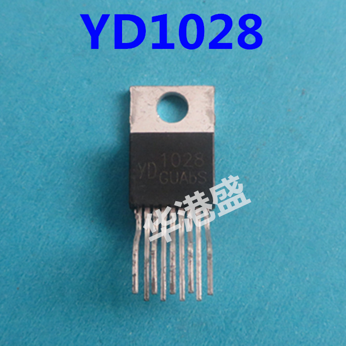 10pcs/lot YD1028 1028 TO220 Two-channel Audio Amplifier Tube New Original In Stock
