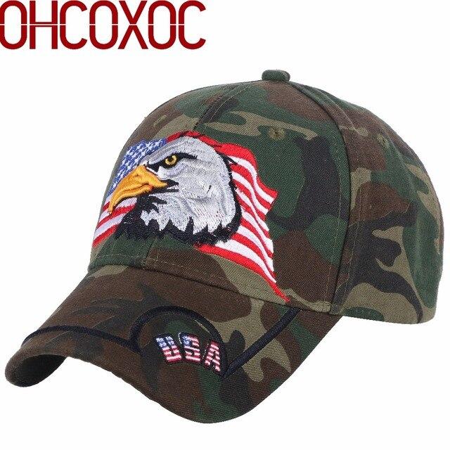 7afc39d8b7f promotion men s sport baseball caps women novelty hat customized design  eagle animal flag letter pattern female male hip hop cap