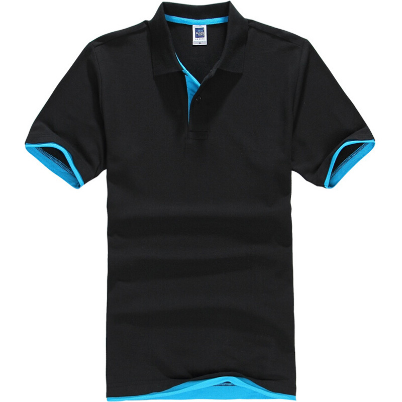 Mens polo t shirts kamos t shirt for Man in polo shirt