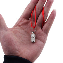 Anti Lost Dog Cat ID Tag Stainless Steel