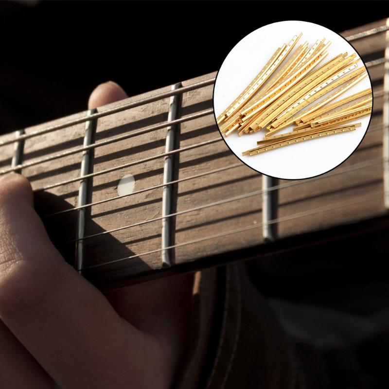 guitar fretwire accessories 19 20pcs 2 0 width brass fret wire fretwires for classical. Black Bedroom Furniture Sets. Home Design Ideas