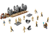 10374 565pcs Star Wars Battle Droid Troop Carrier Model Building Blocks Toys For Children Gifts Compatible