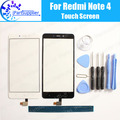For Xiaomi Redmi Note 4 Digitizer Touch Screen 100% Guarantee Original Glass Panel Touch Screen Digitizer For Redmi Note 4