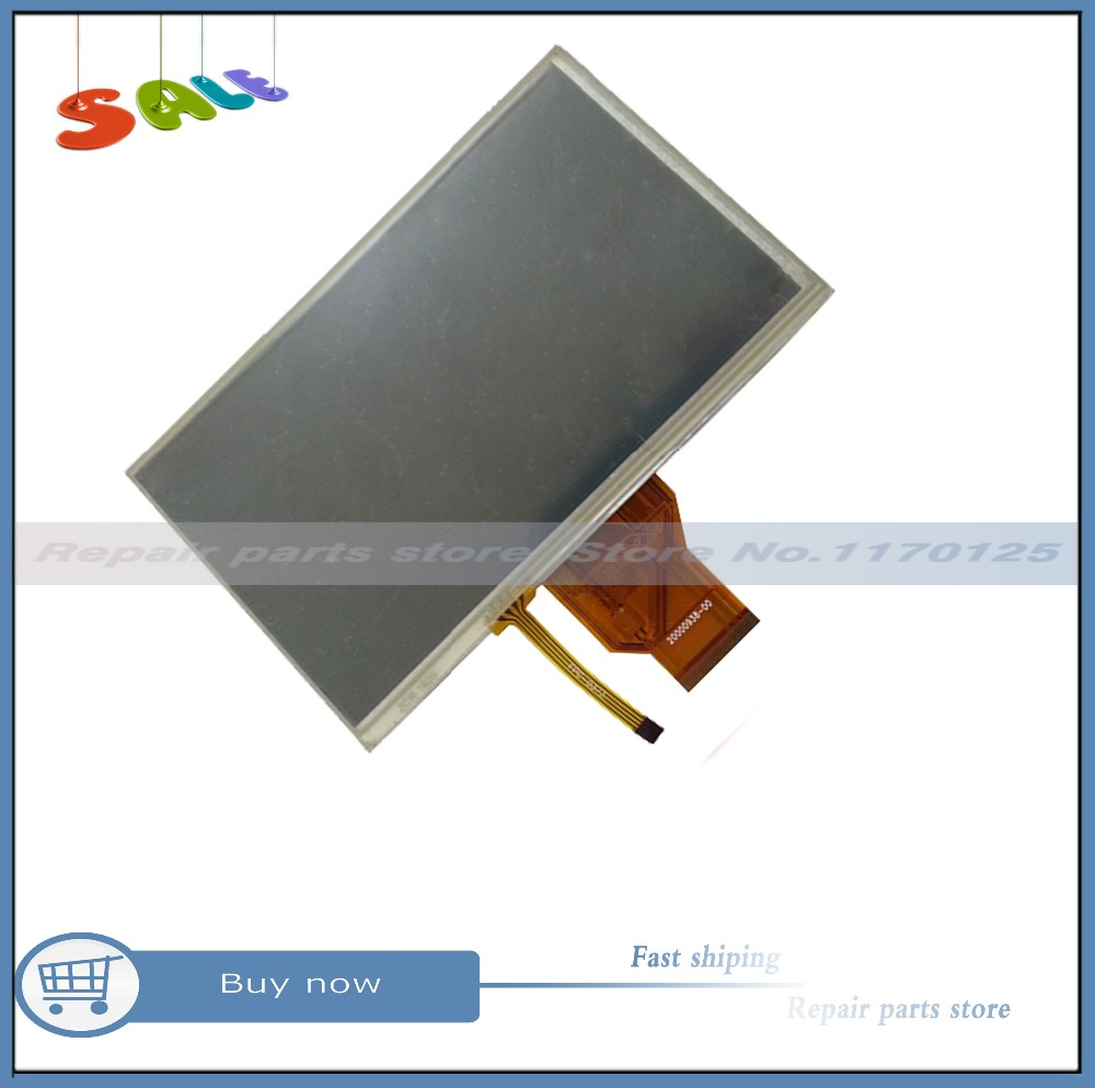 7'' for Snooper S8000 LCD screen display with touch screen digitizer