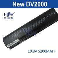 Rechargeable Laptop Battery For Hp Pavilion Dv6500 CT Dv6500t Dv6500z Dv6560us Dv6570us Dv6573CL Dv6580el Dv6600 HSTNN