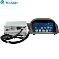 YESSUN для Ford Fiesta 2009 ~ 2014 навигационная система для Android gps HD сенсорный экран стерео плеер Мультимедиа Аудио Видео для радио, навигации