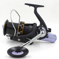 14BB fishing reel Distant Wheel Spinning Reel Aluminium Saltwater Casting spinning Fishing Reels tackle Pesca carretilha GH 7000