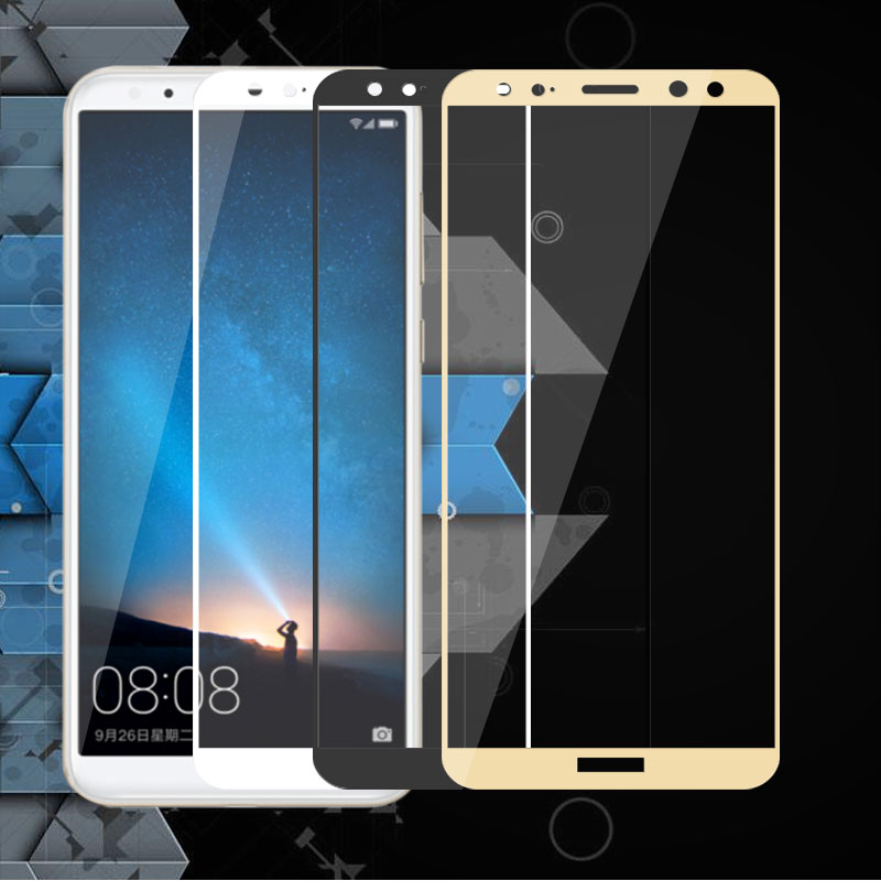 For Huawei Nova 2i Full Screen Protector Huawei Nova 2i RNE-L21 Tempered Glass Huawei Nova 2i 5.9