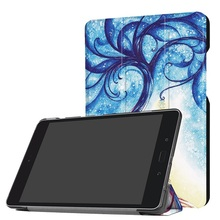 For 2017 Asus Zenpad Z8S ZT582 ZT582KL Flip PU Case Stand Cover for Asu