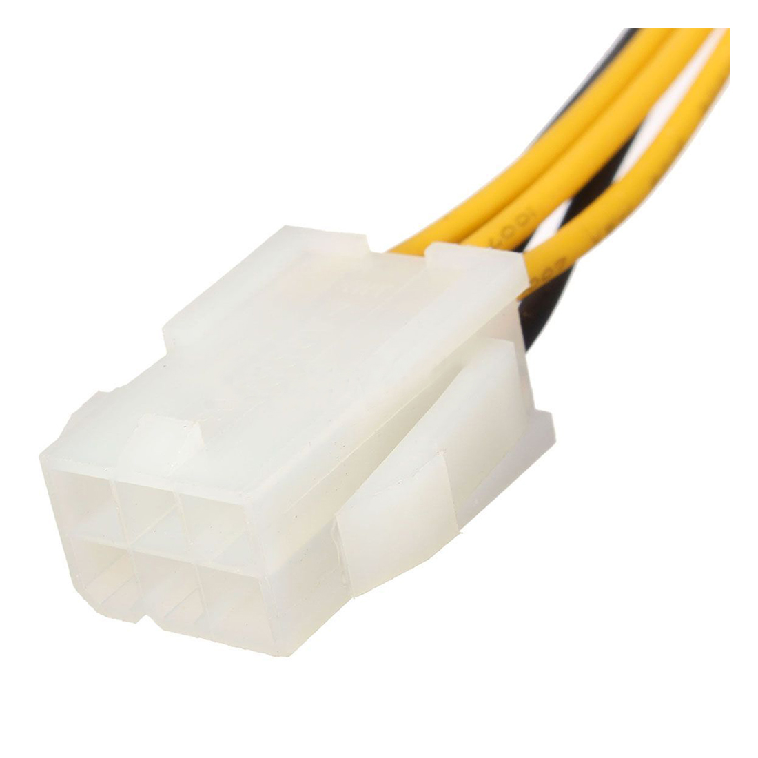 Power Extension 6-pin to 6-pin PCI-e Power Cable FOR Apple Mac Video Card new