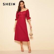 Women Shoulder Summer SHEIN
