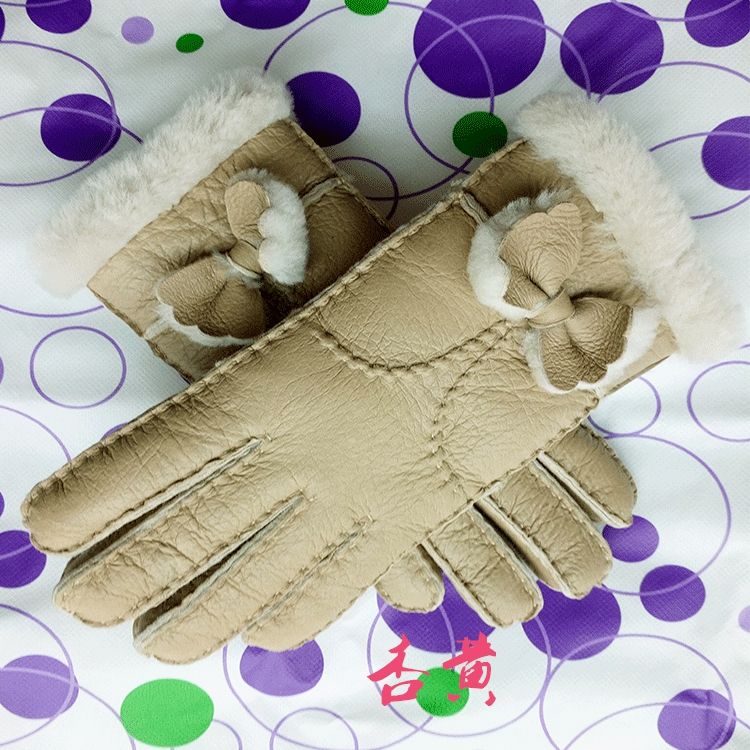 Girl's Gloves Girl's Accessories Responsible Fanala Gloves Hedgehog All-finger Gloves Plush Glove Costume Cute Winter Warm Knit Mittens Winter Warm Wool Gloves 2018