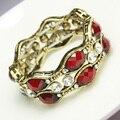 Moda Artesanal De Luxo Imitação de Pedras Preciosas Pulseiras & Bangles SWA Elementos de Cristal CZ Pulseiras para Festa brt-j62