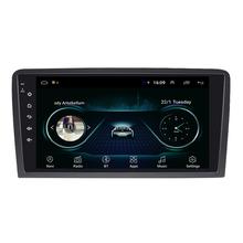 Radio samochodowe GPS wbudowany w Wifi z radio multimedialne doskonałej muzyki z przodu mapa kamery szybka dostawa dla AUDI A3 S3 9 «Android 8 1 tanie tanio BANTANG 4X45W 2 5kg W desce rozdzielczej Tuner radiowy Angielski 12 v 1024 X 600