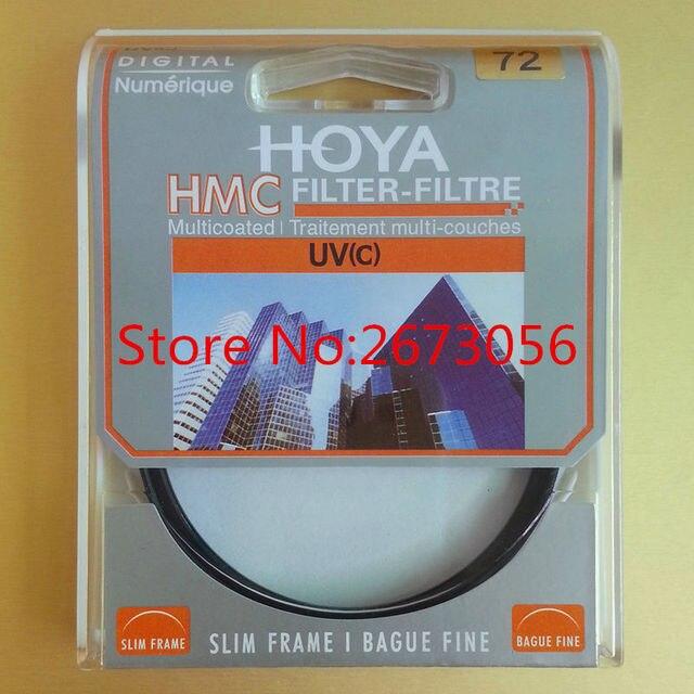 Хойя 72 мм Тонкая Рамка Цифровой HMC UV (C) Многослойным Фильтр Для Pentax Canon Nikon Sony Olympus Объектив Камеры, Ультра-фиолетовый Filtre