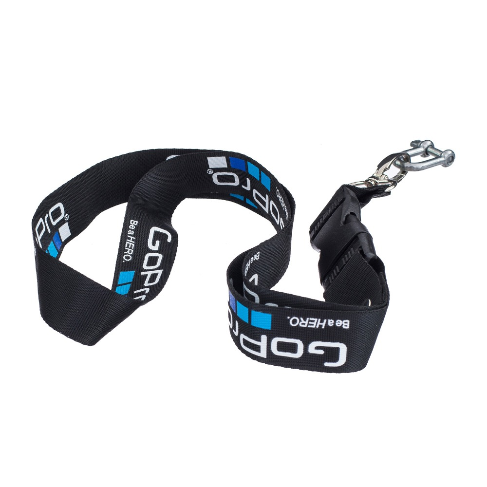 Accessories Neck Strap Lanyard Sling With Quick-released Buckle For GoPro7 6 5 5s 4 3+ 3 2 1 Action Sports Camera(China)