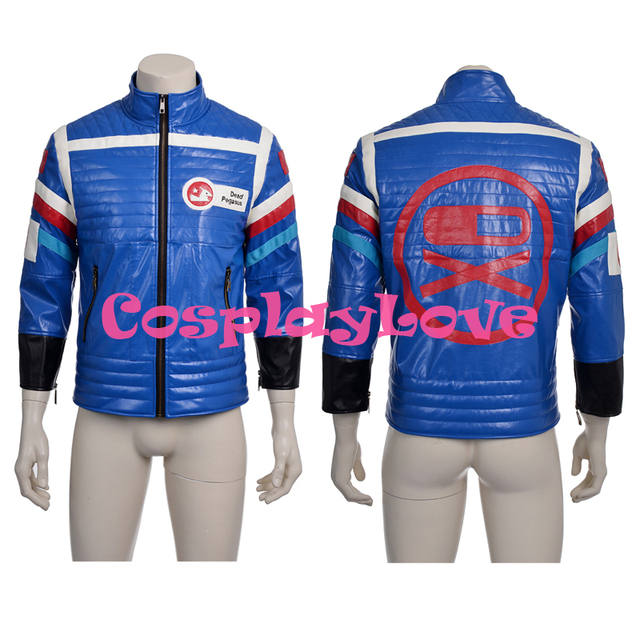 New Custom Made High Quality My Chemical Romance Party Poison Jacket