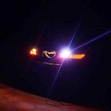 Lsrtw2017 светодиодная высокая яркость автомобильный фонарь