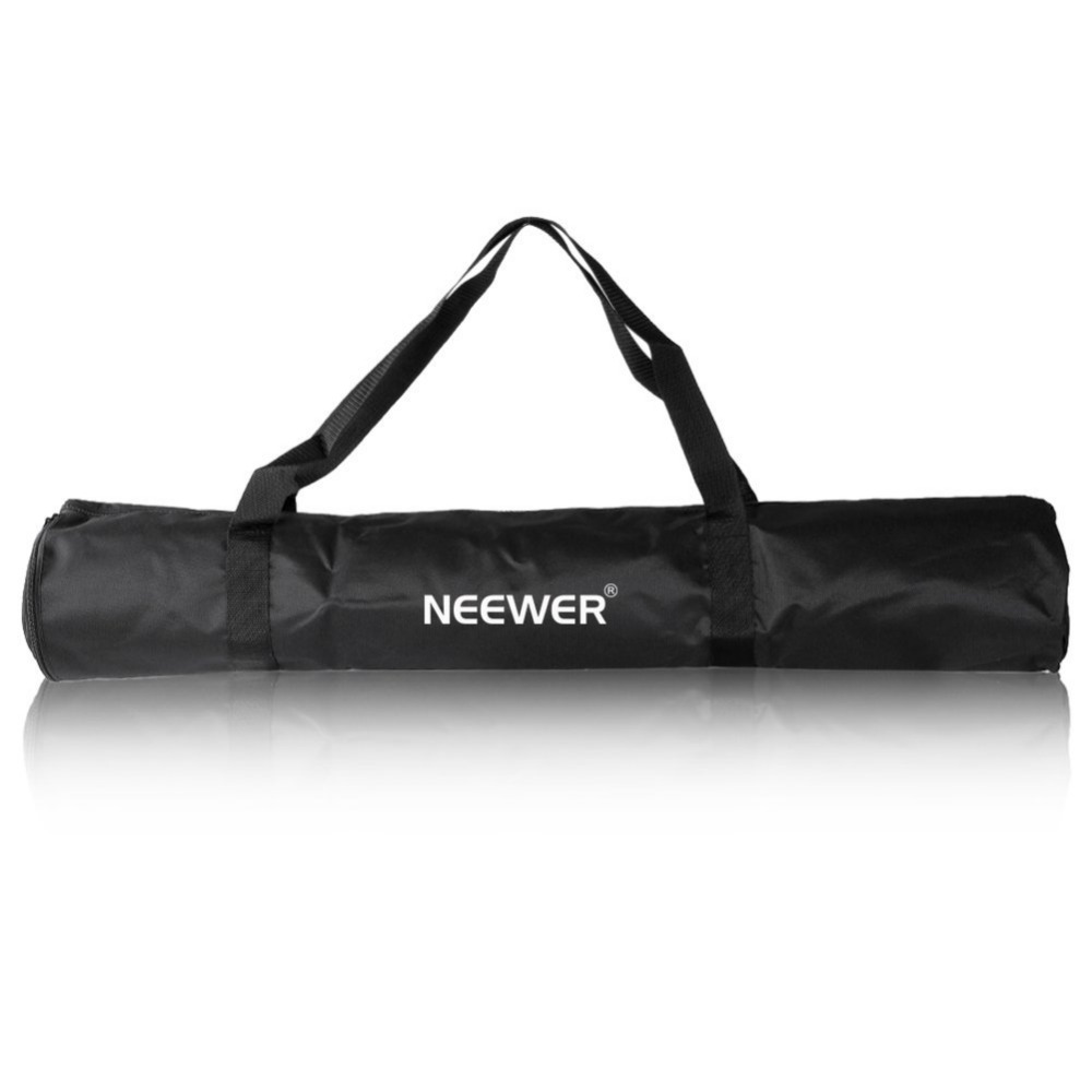 Neewer 37x7x4 inches 91x18x10 cm Heavy Duty Photographic Tripod Carrying Case with Strap for Light