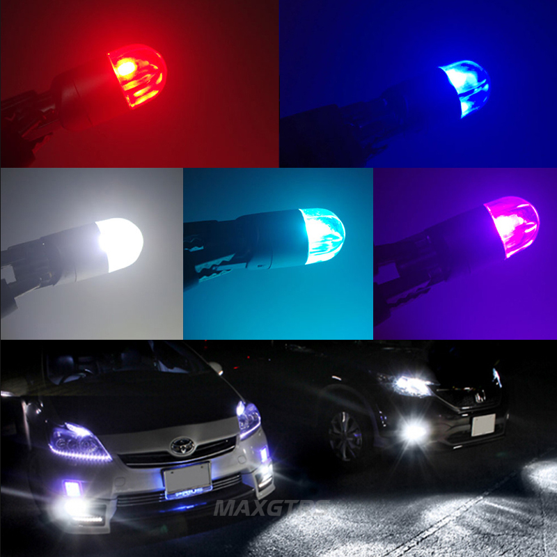 2x T10 168194 W5W LED 3030 Bombillas de repuesto de chips Luces de - Luces del coche - foto 6