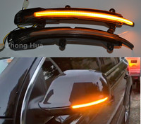 Dynamic Blinker For Audi Q5 SQ5 8R Q7 4L LED Turn Signal Side Mirror Lights Rearview Mirror Indicator